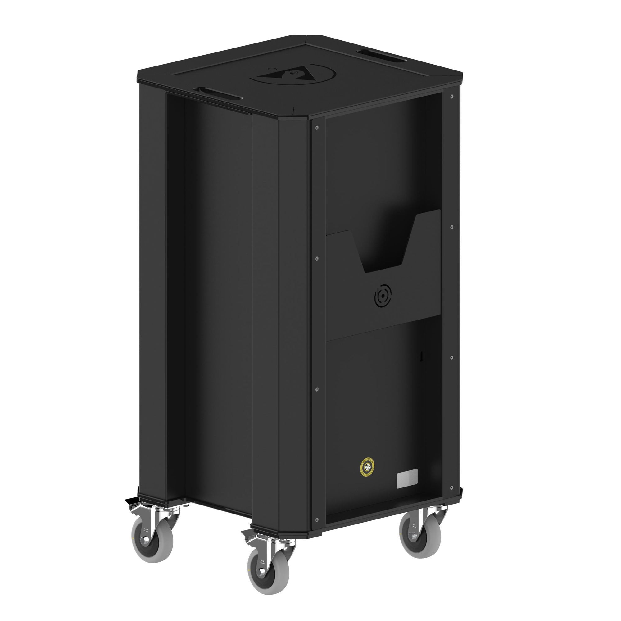 NUWCO ESD Cupboard Trolley