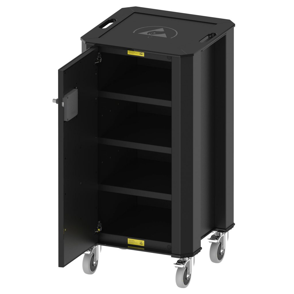 ESD Cupboard Trolley