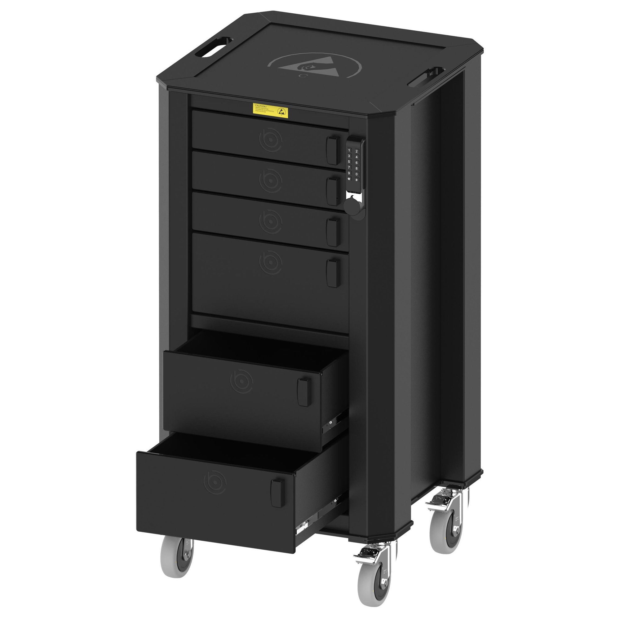 ESD Drawer Trolley